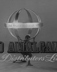Main title from Night of the Eagle (1962) (1). Anglo-Amalgamated Film Distributors Limited