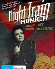 Australian DVD cover of Night Train to Munich (1940) (1)