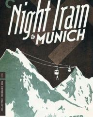 DVD cover of Night Train to Munich (1940) (1)