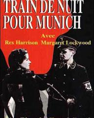 French poster for Night Train to Munich (1940) (1)