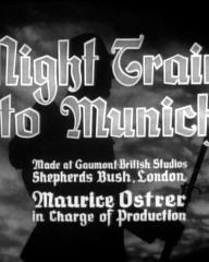 Main title from Night Train to Munich (1940)