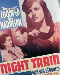 Poster for Night Train to Munich (1940) (1)