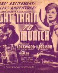 Poster for Night Train to Munich (1940) (3)