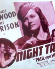 Poster for Night Train to Munich (1940) (4)