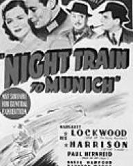Poster for Night Train to Munich (1940) (5)