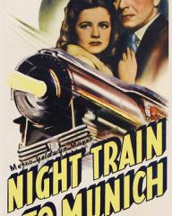 Poster for Night Train to Munich (1940) (7)