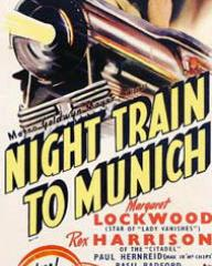 Poster for Night Train to Munich (1940) (8)