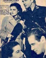 Spanish poster for Night Train to Munich (1940) (1)