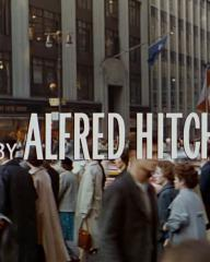 Main title from North by Northwest (1959) (17). Directed by Alfred Hitchcock