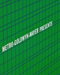 Main title from North by Northwest (1959) (2). Metro-Goldwyn-Mayer presents