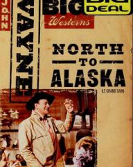 DVD cover of North to Alaska (1960) (1)