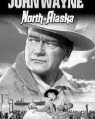 John Wayne (as Sam McCord) in a DVD cover of North to Alaska (1960) (2)