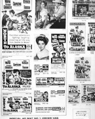 Poster for North to Alaska (1960) (1)