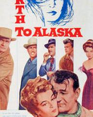 Poster for North to Alaska (1960) (5)