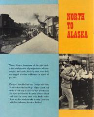 Dell Movie Classic magazine featuring North to Alaska.