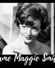 Main title from Nothing Like a Dame (2018) (4). Dame Maggie Smith