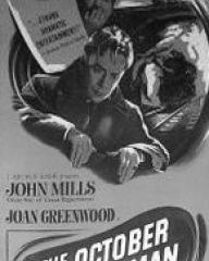 Poster for The October Man (1947) (4)