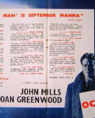 Poster for The October Man (1947) (7)