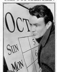 Video cover from The October Man (1947) (1)