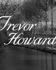 Main title from Odette (1950) (3). Trevor Howard
