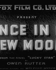 Main title from Once in a New Moon (1935) (1)