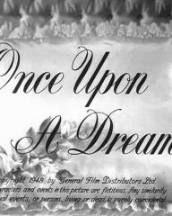 Main title from Once Upon a Dream (1949) (4)