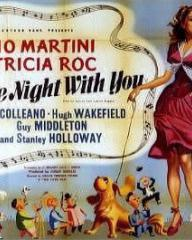 Poster for One Night with You (1948) (1)