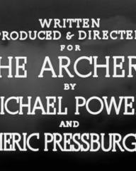 Main title from One of Our Aircraft Is Missing (1942) (20)