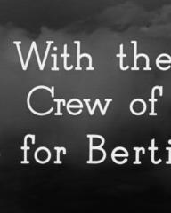 Main title from One of Our Aircraft Is Missing (1942) (6). With the crew of B for Bertie