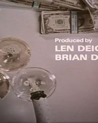 Main title from Only When I Larf (1968) (16). Produced by Len Deighton, Brian Duffy
