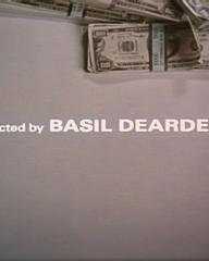 Main title from Only When I Larf (1968) (17). Directed by Basil Dearden
