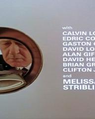 Main title from Only When I Larf (1968) (7)