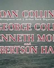Main title from Our Girl Friday (1953) (2). Joan Collins, George Cole, Kenneth More and Robertson Hare