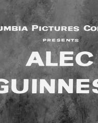 Main title from Our Man in Havana (1959) (2).  Columbia Pictures Corporation presents Alec Guinness