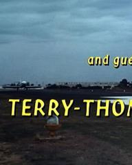 Main title from Our Man in Marrakesh (1966) (5). And guest star Terry-Thomas