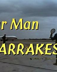 Main title from Our Man in Marrakesh (1966) (6)