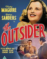 The Outsider DVD from from Network and The British Film