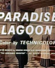 Main title from The Admirable Crichton (1957) [as Paradise Lagoon]