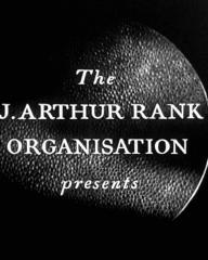 Main title from Passage Home (1955) (1).  The J Arthur Rank Organisation presents