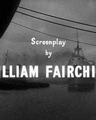 Main title from Passage Home (1955) (10).  Screenplay by William Fairchild