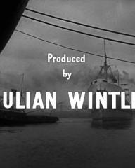 Main title from Passage Home (1955) (11).  Produced by Julian Wintle