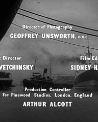 Main title from Passage Home (1955) (7)