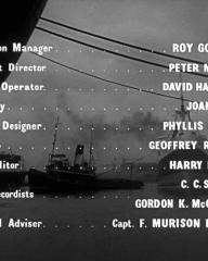 Main title from Passage Home (1955) (8)
