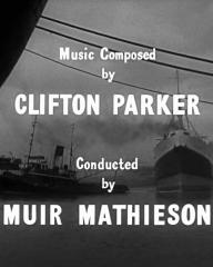 Main title from Passage Home (1955) (9).  Music composed by Clifton Parker.  Conducted by Muir Mathieson