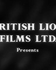 Main title from The Passionate Stranger (1957) (1). British Lion Films Ltd presents