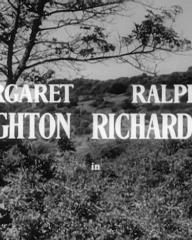 Main title from The Passionate Stranger (1957) (3). Margaret Leighton, Ralph Richardson in