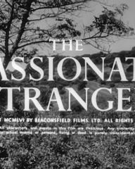 Main title from The Passionate Stranger (1957) (4)