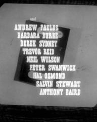 Main title from Passport to Treason (1956) (5)