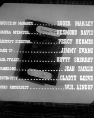 Main title from Passport to Treason (1956) (9)