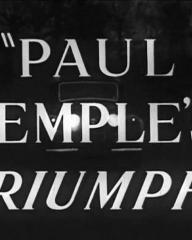 Main title from Paul Temple's Triumph (1950) (3)